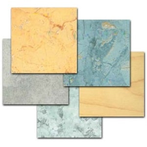 shape_pvc vinyl flooring tiles_china company
