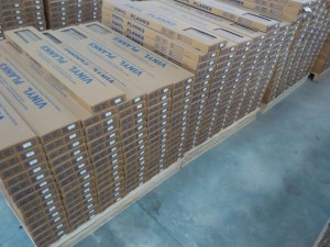 vinly flooring planks manufacturer china factory