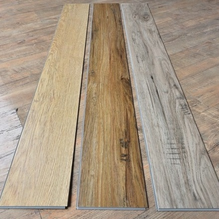 Click lock vinyl plank flooring manufacturers pvc tiles for Pvc hardwood flooring