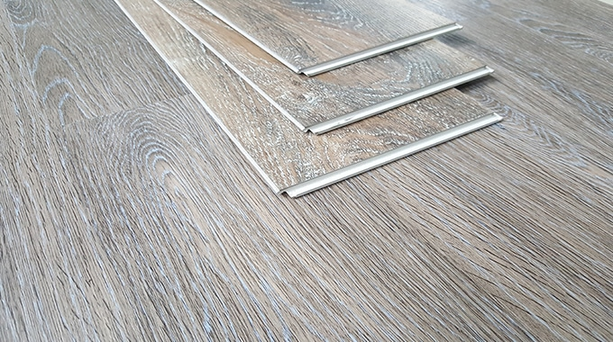 Rigid Core Luxury Vinyl The Spc Flooring Vinyl Flooring